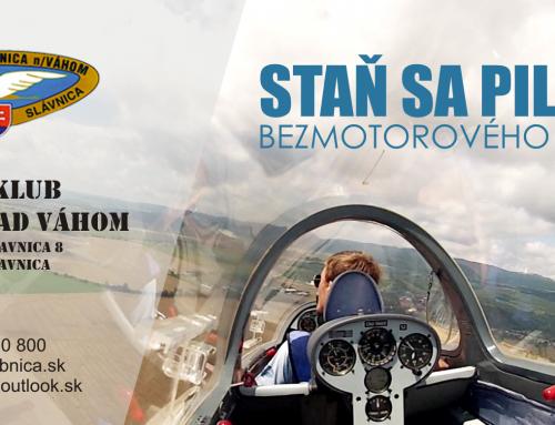 Výcvik bezmotorových pilotov