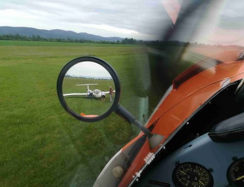 Bezmotorové lietanie 2020