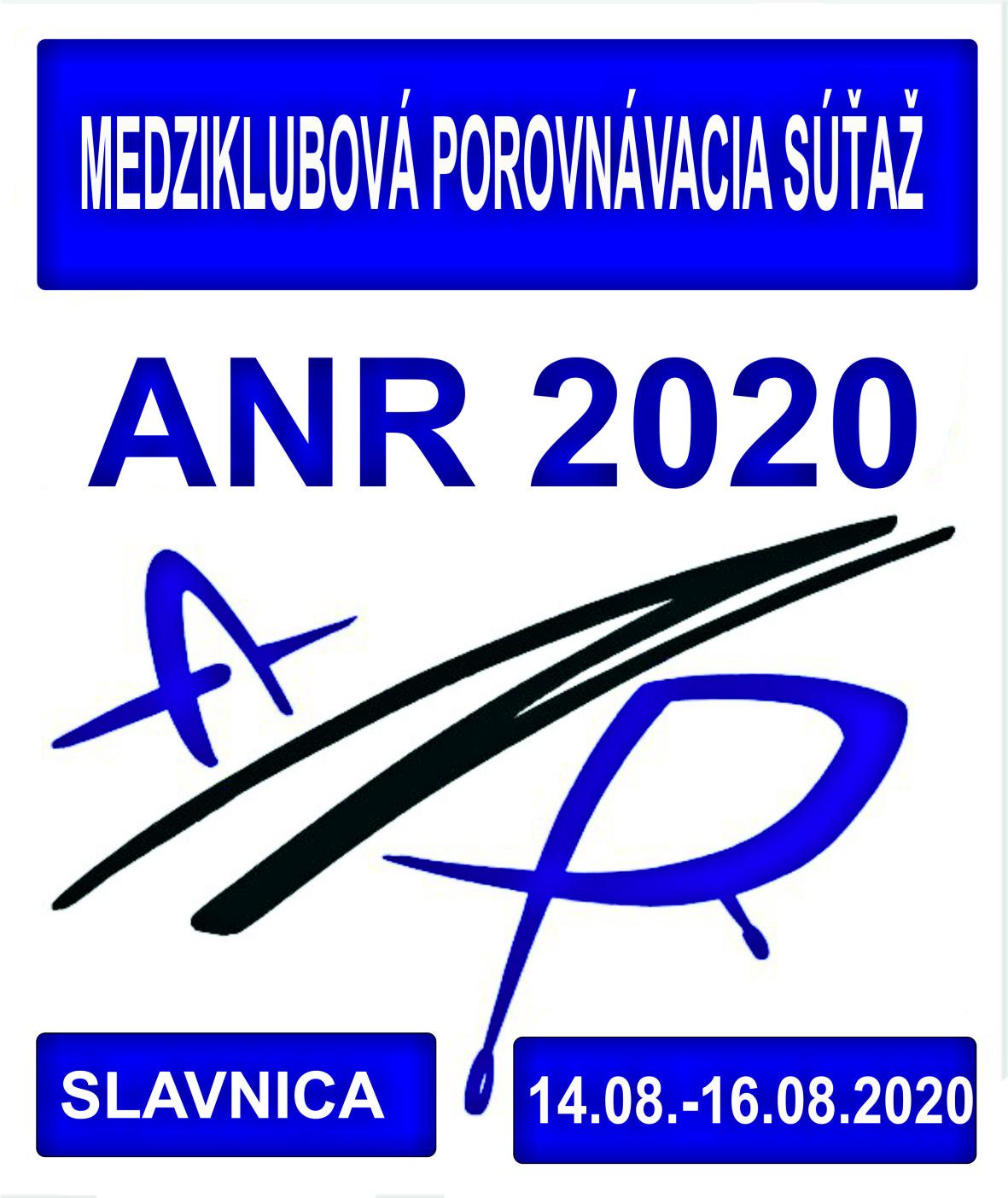MEDZIKLUBOVÁ POROVNÁVACIA SÚŤAŽ – AIR NAVIGATION RACE SLAVNICA 2020